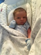 Marshall Graeme - our newest grand