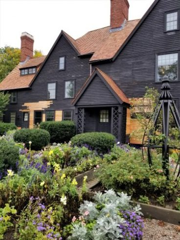 House of the Seven Gables & Garden