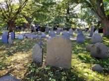 Olde Burying Point Cemetery