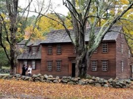 The Hartwell Tavern outside Concord