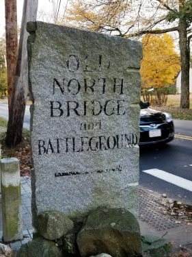 Old North Bridge, Concord, MA