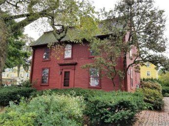 Nathaniel Hawthorne birthplace