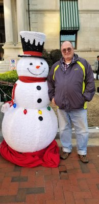 Jimmy loves snowmen